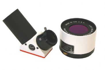 Lunt 50mm Ha Etalon-Filter-System with B1200 blocking filter for 2'' focuser